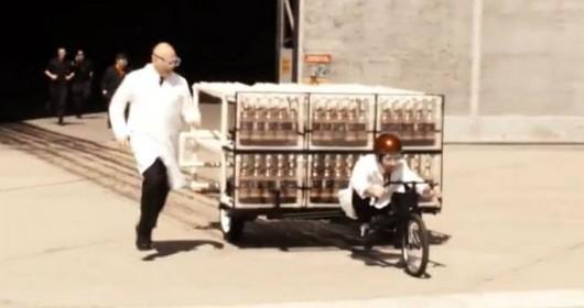 A Car That Runs On Coke And Mentos