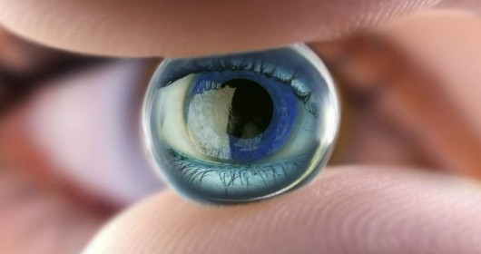 Bionic Contact Lenses