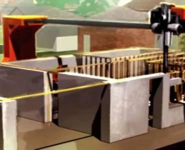 3D Printer Can Build a House