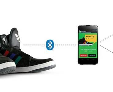 Google Talking Shoe