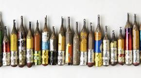 Handcrafted Pencil-Art Design