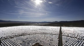 The World's Largest Thermal Solar Plant