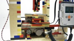 LEGObot 3D Printer