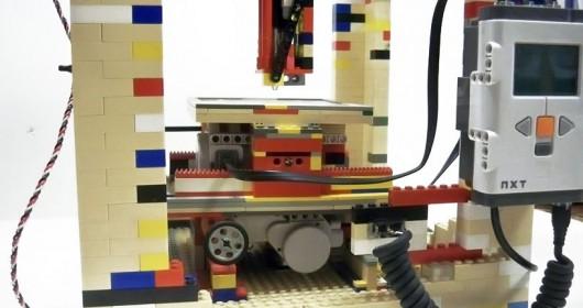 LEGObot 3D Printer