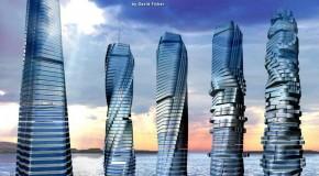Da Vinci Rotating Tower