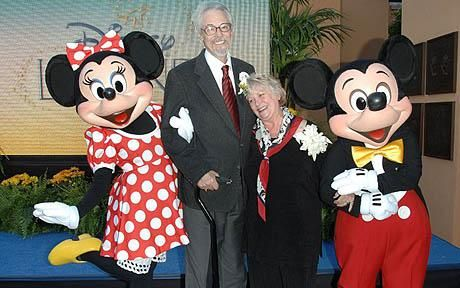 Voice Actors of Mickey and Minnie