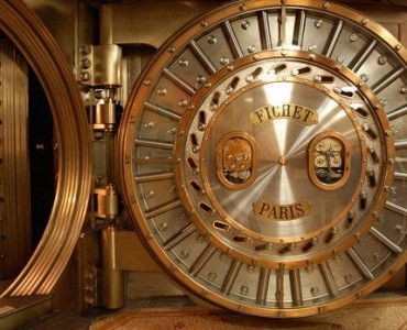 A Bank Vault in France