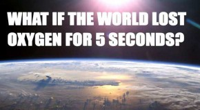 Earth without oxygen