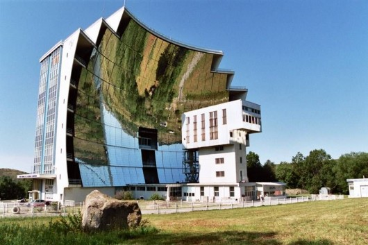 The Biggest Solar Furnace in the World
