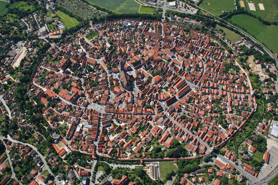 Nördlingen, Germany
