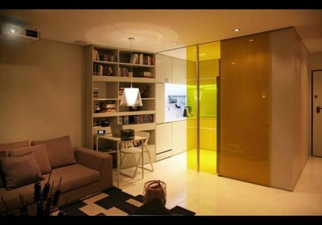 Shape-Shifting Apartment