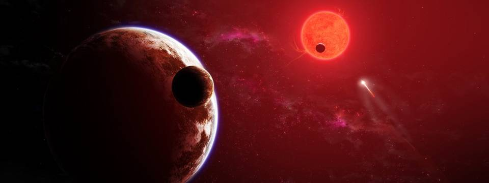 """""""100% Chance"""" For Life On Newly Found Planet"""
