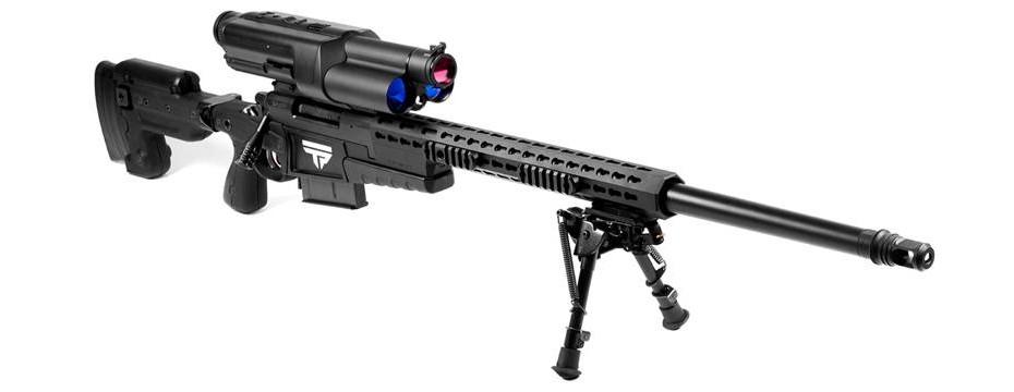 TrackingPoint Rifle