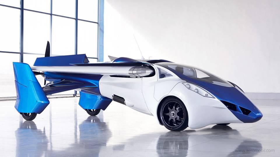 Aeromobil 2015