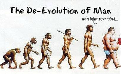 Backward Evolution