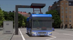 Busbaar V3 - Supercharger Station for Hybrid City Bus