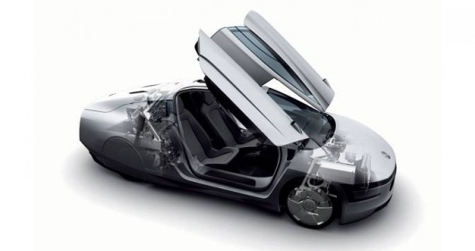 Cars with Best Gas Mileage – VW XL1