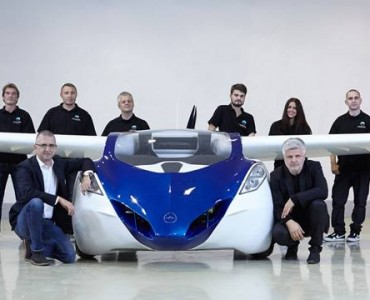 Flying Car in 2015