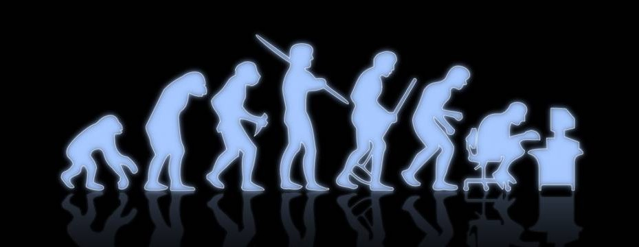 Human De-Evolution