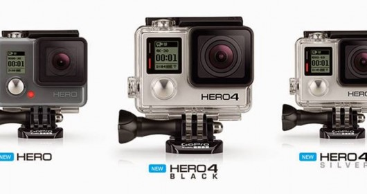 New GoPro Hero 4 Specs Revealed