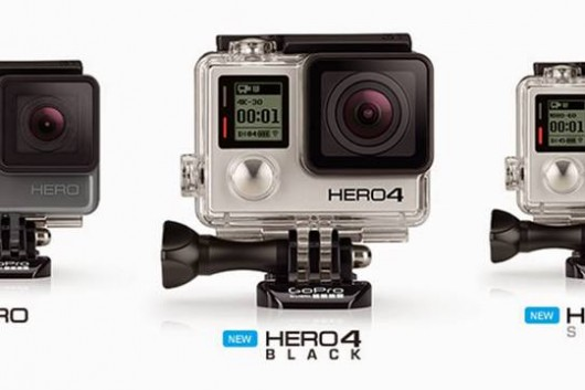 New GoPro Hero 4 Specs Revealed