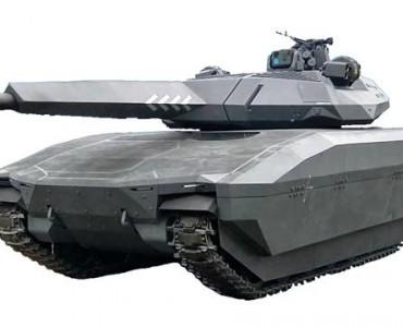 PL-01 Stealth Tank