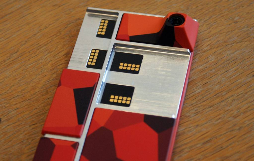 Puzzle Unique Smartphones - Project Ara