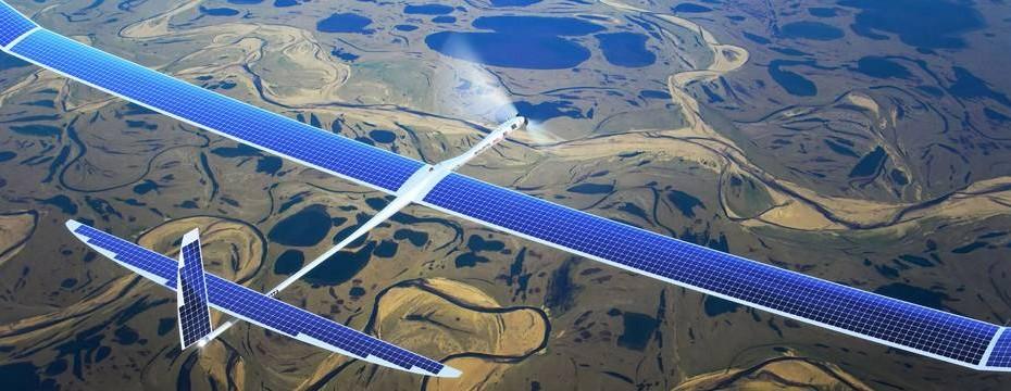 Solara 50 - World's First Atmospheric Satellite