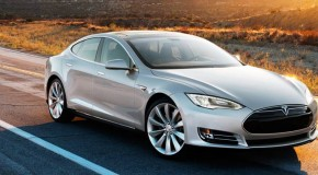 Tesla's Eco Cars in China
