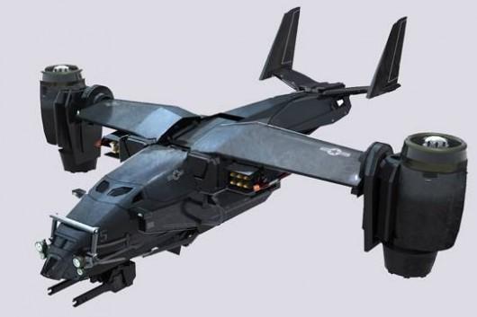 VTOL Aircraft