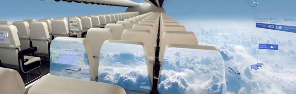 Windowless Plane