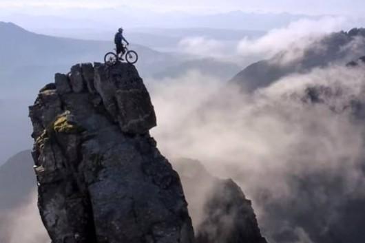 Danny MacAskill The Breakneck Ridge