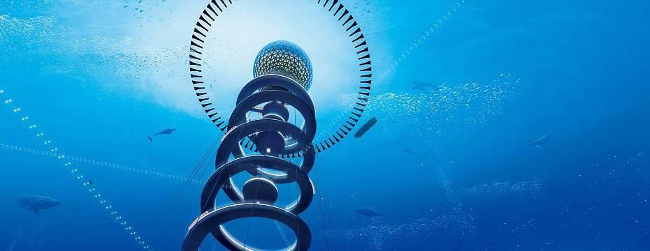 Ocean Spiral - The Underwater City