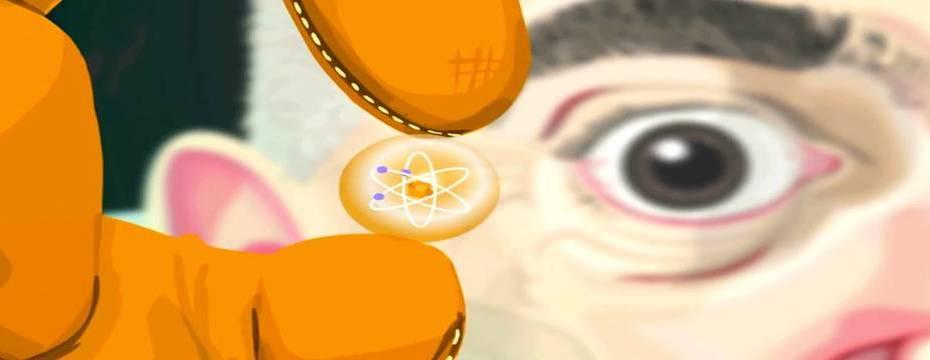 Piezoelectric generator is only one atom wide