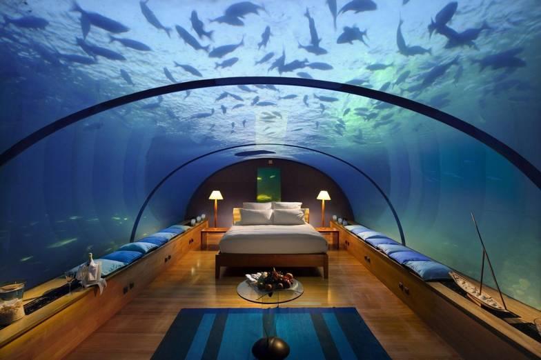 Underwater Hotel - Poseidon