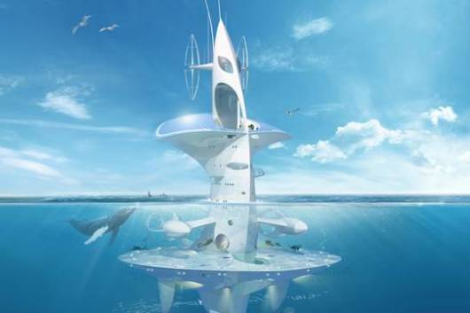 SeaOrbiter the floating laboratory