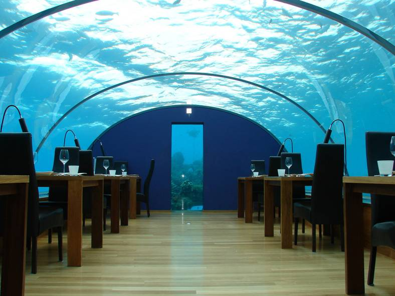 Undersea Resort in Fiji (Poseidon)