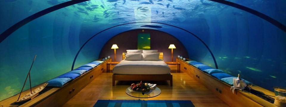 Underwater Hotel Amp House Tech And Facts