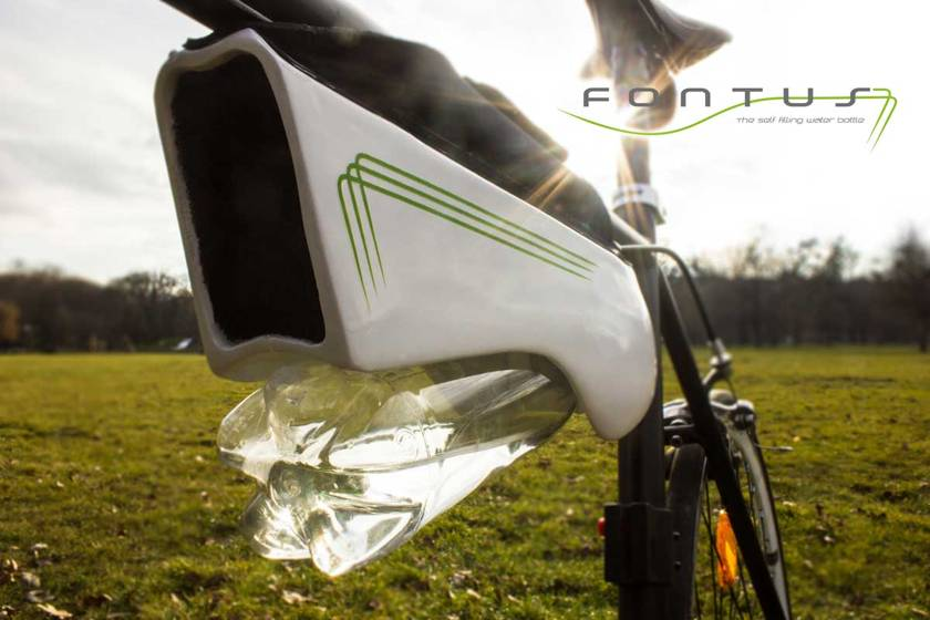 Fontus - Self-Filling Bottle