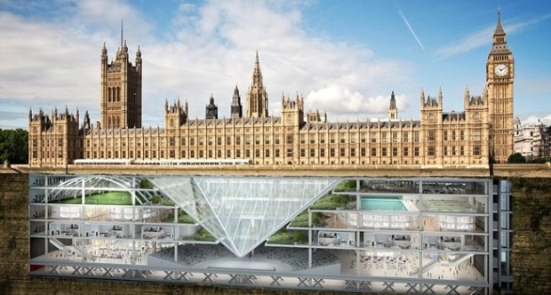 City Of The Future Britain Showed How Cities Could Look